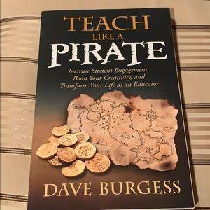 Teach like a pirate dave Burgess book